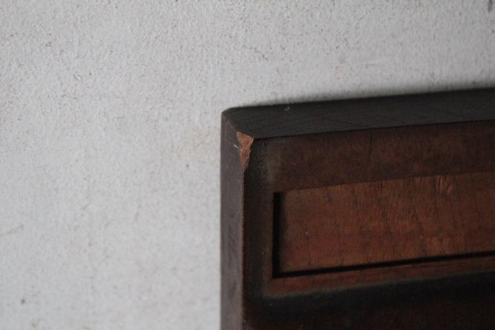 TB526美杢 重厚な天板 欅 3×107×43cm 9.65kg◇無垢/木材/古材/艶木/杢目/銘木/DIY/家具/木工/テーブル/敷板/古道具タグボート_画像8