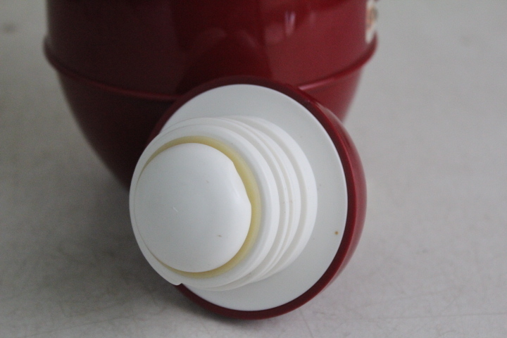 TB526グロリアGLORIA 魔法瓶 ポット 1.0L◇RX-10/キッチン/保温/保冷/昭和レトロ/雑貨/ビンテージ/カフェ/喫茶/古道具タグボート_画像9