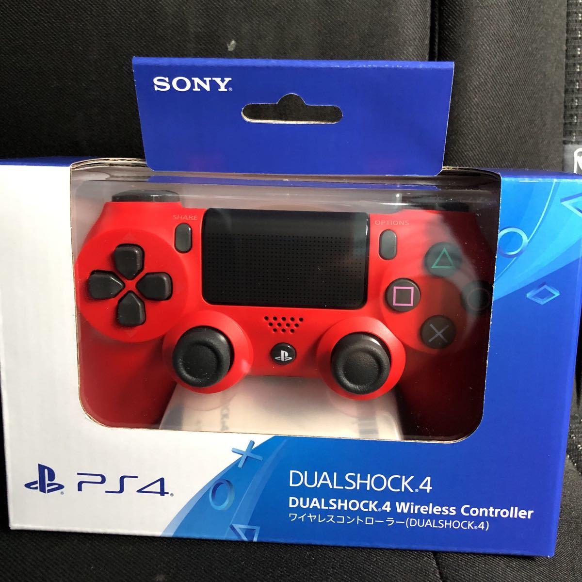 PS4コントローラー ワイヤレスコントローラー DUALSHOCK4 SONY 保証有り