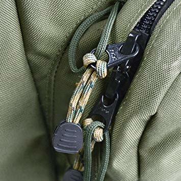 Bush Craft(ブッシュクラフト) ファイヤーコードジッパープル(Fire Cord Zipper Pulls)ソリッドレ_画像4