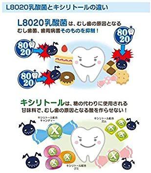 6個 【まとめ買い】ラクレッシュL8020菌マウスウォッシュ【×6個】_画像3