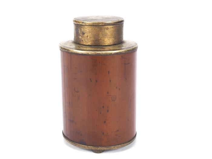 【夢工房】時代 竹 古錫 煎茶 茶壷 重さ112g 高さ9.4㎝   MA-521