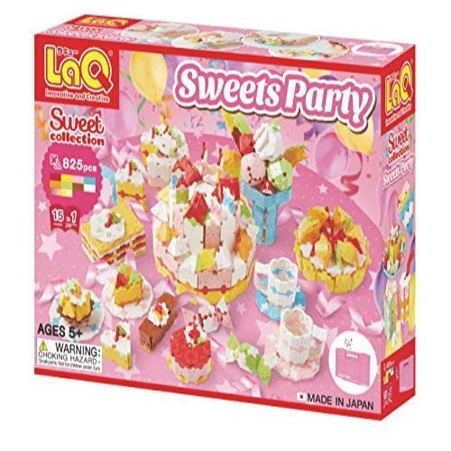 ラキュー (LaQ) スイートコレクション スイーツパーティ( Sweet Collection SWEETS PARTY) _画像1