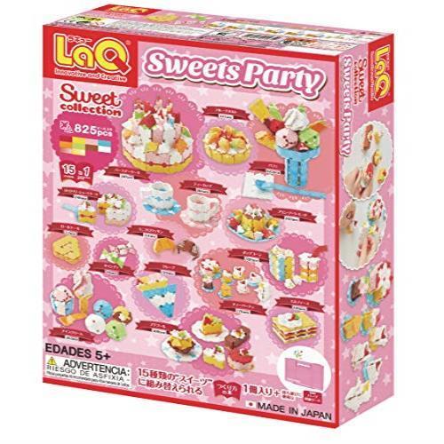 ラキュー (LaQ) スイートコレクション スイーツパーティ( Sweet Collection SWEETS PARTY) _画像3