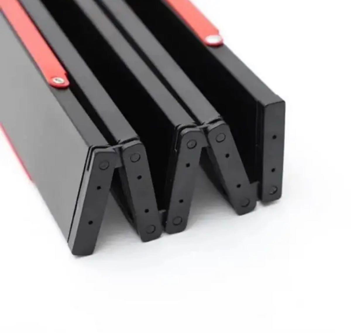 アルミロールテーブル/アウトドア用/折りたたみ式/軽量/収納袋付き/シルバー
