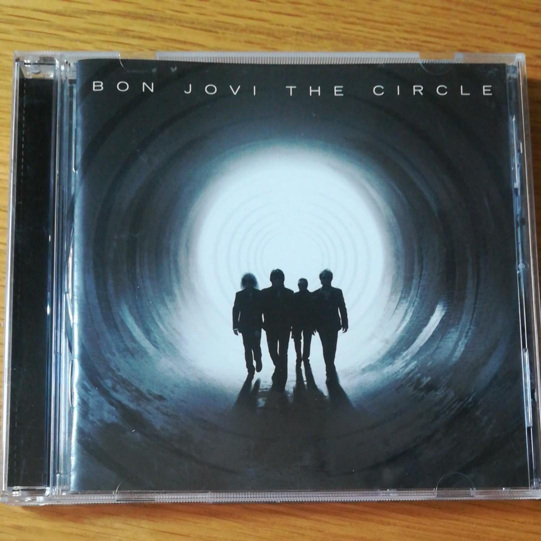 【輸入盤】 THE CIRCLE/ボンジョヴィ