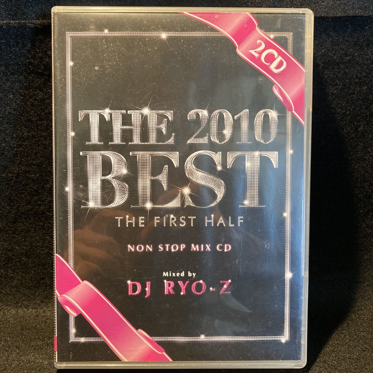 THE 2010 BEST THE FIRST HALF NON STOP MIX CD DJ RYO-Z
