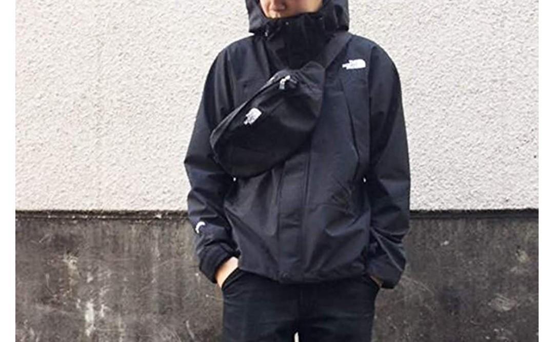 THE NORTH FACE スウィープ ウエストポーチ 黒 BLACK ザノースフェイス ウエストバッグ