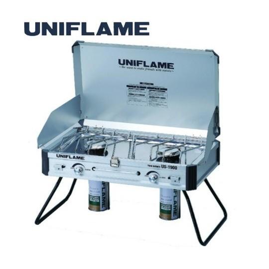 ユニフレーム ツインバーナー UNIFLAME