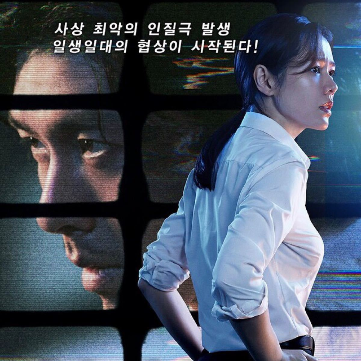 韓国映画  ザ・ネゴシエーション  ヒョンビン  ソン・イェジン  DVD  レーベル有り