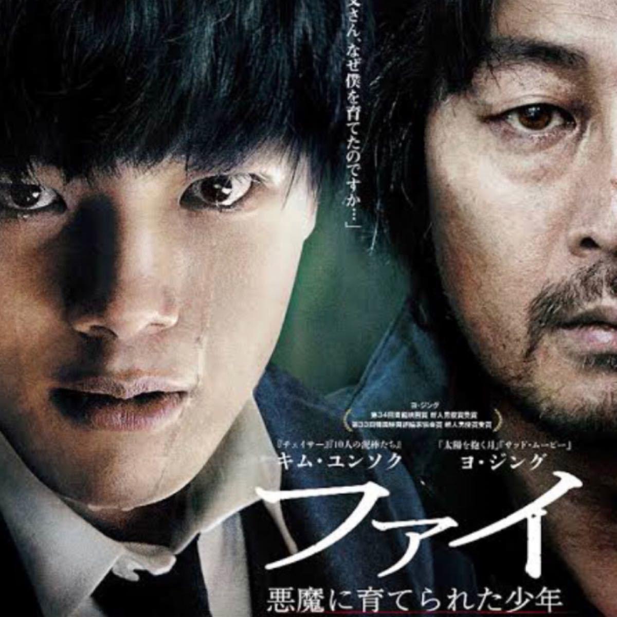 韓国映画  ファイ  ヨ・ジング  チョ・ジヌン  DVD  日本語吹替有り  レーベル有り