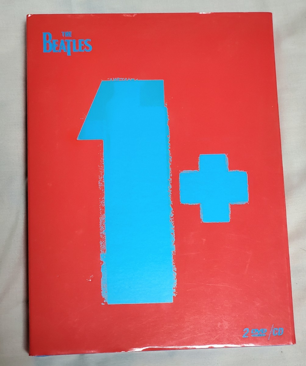 『ザ・ビートルズ1』1CD+2DVD 輸入盤 The Beatles