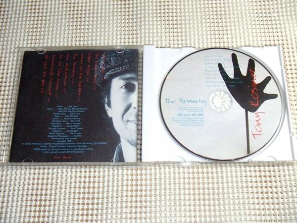 廃盤 Tony Kosinec トニー コジネク The Passerby /カナダ SSW (出身は UK ) 不遇の天才 Tom Szczesniak (ex:Dr. Music )等参加 VSCD 070