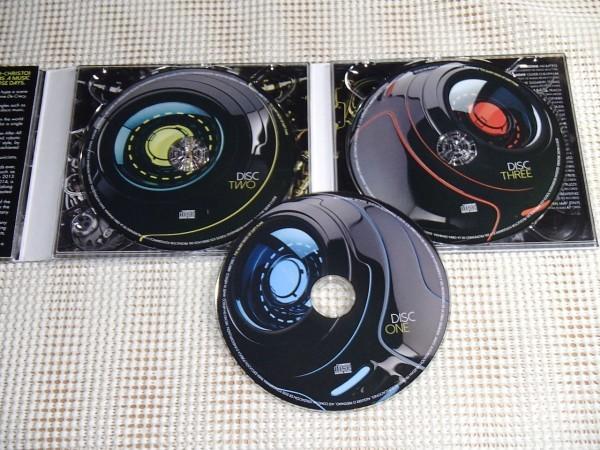 廃盤 3CD The Many Faces Of Daft Punk / リミックス曲 影響を受けた曲 影響を与えた曲 等を網羅 35曲収録 ダフトパンク 一大絵巻的 コンピ