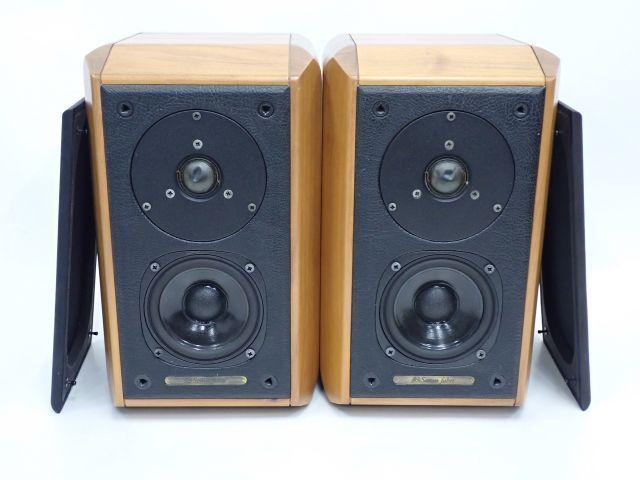 Sonusfaber ブックシェルフ型 スピーカー Minima FM2 ペア ジャンパープレート付き ソナス・ファベール ミニマ FM2 ∀ 6007B-3