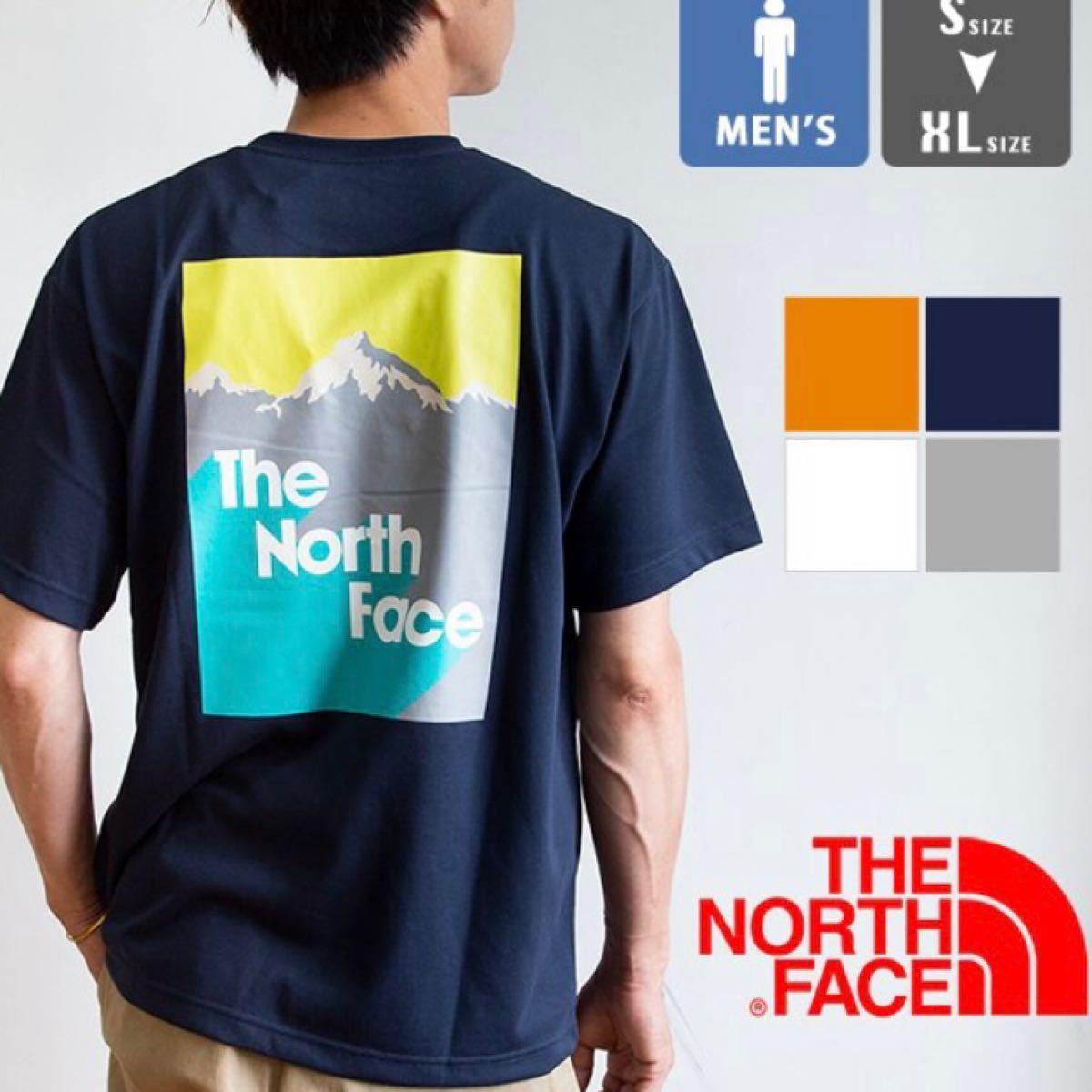 THE NORTH FACE ザノースフェイス 半袖Tシャツ