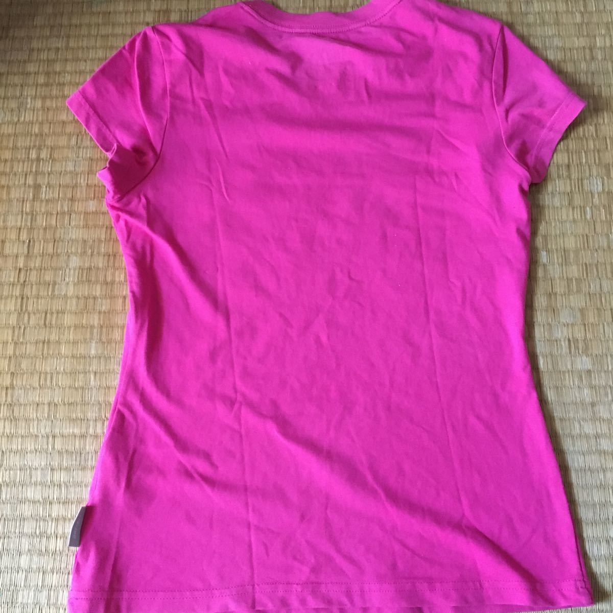 NIKE ピンク Tシャツ M