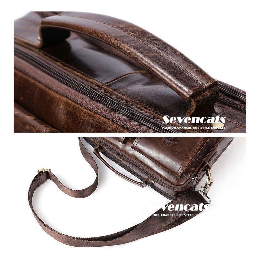 ショルダーバッグ メンズ 本革バッグ ビジネスバッグ ショルダーバッグ メンズ 本革バッグ ビジネスバッグ 斜め掛け レザーバッグ 2way