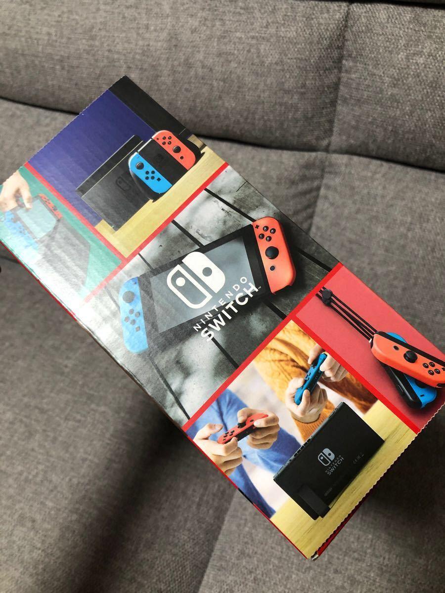 Nintendo Switch 本体 送料込 新品未開封!
