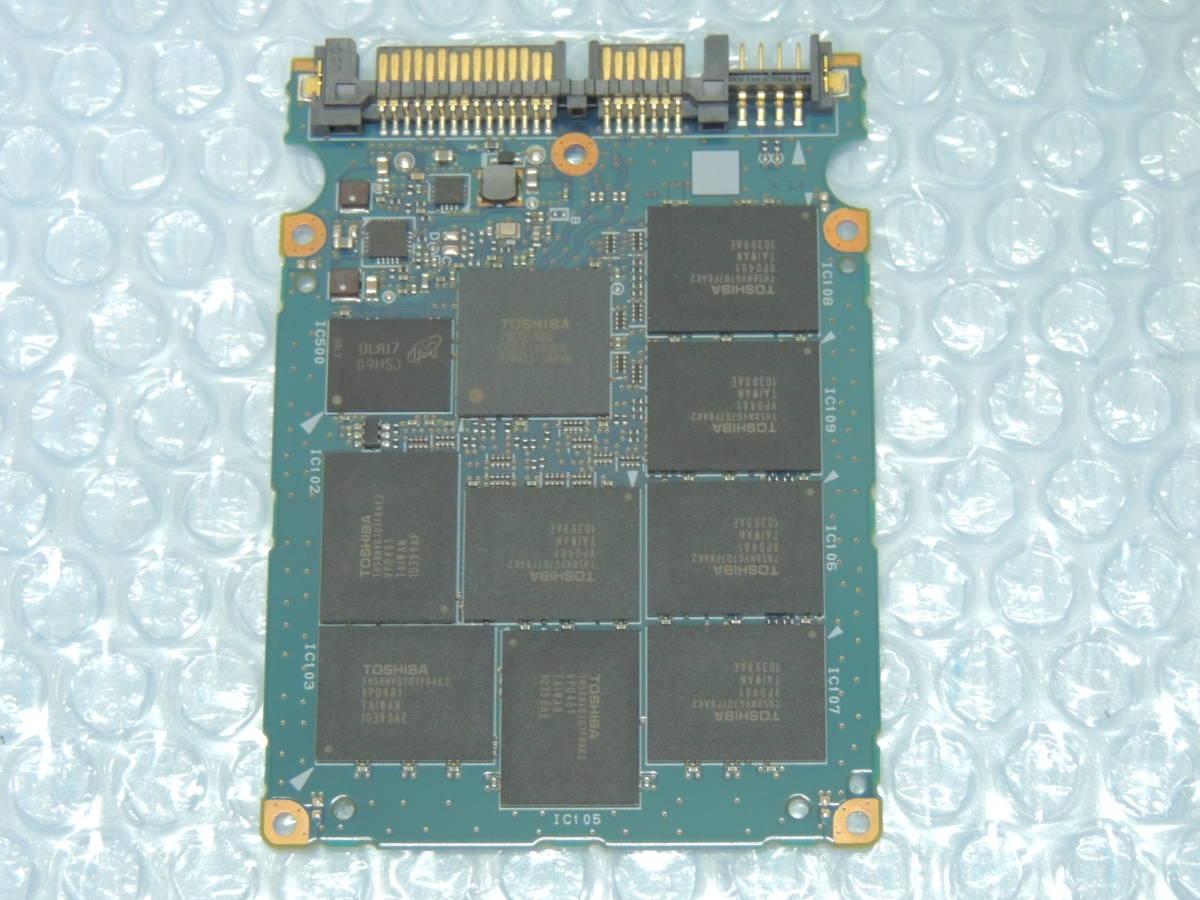 【検品済み】TOSHIBA SSD 128GB THNSNC128GNSJ (使用3732時間) 管理:e-23_画像4