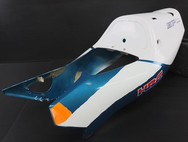 激安!NSR250R SP純正シートカウルAssy!MC28/94~/レプソルカラー