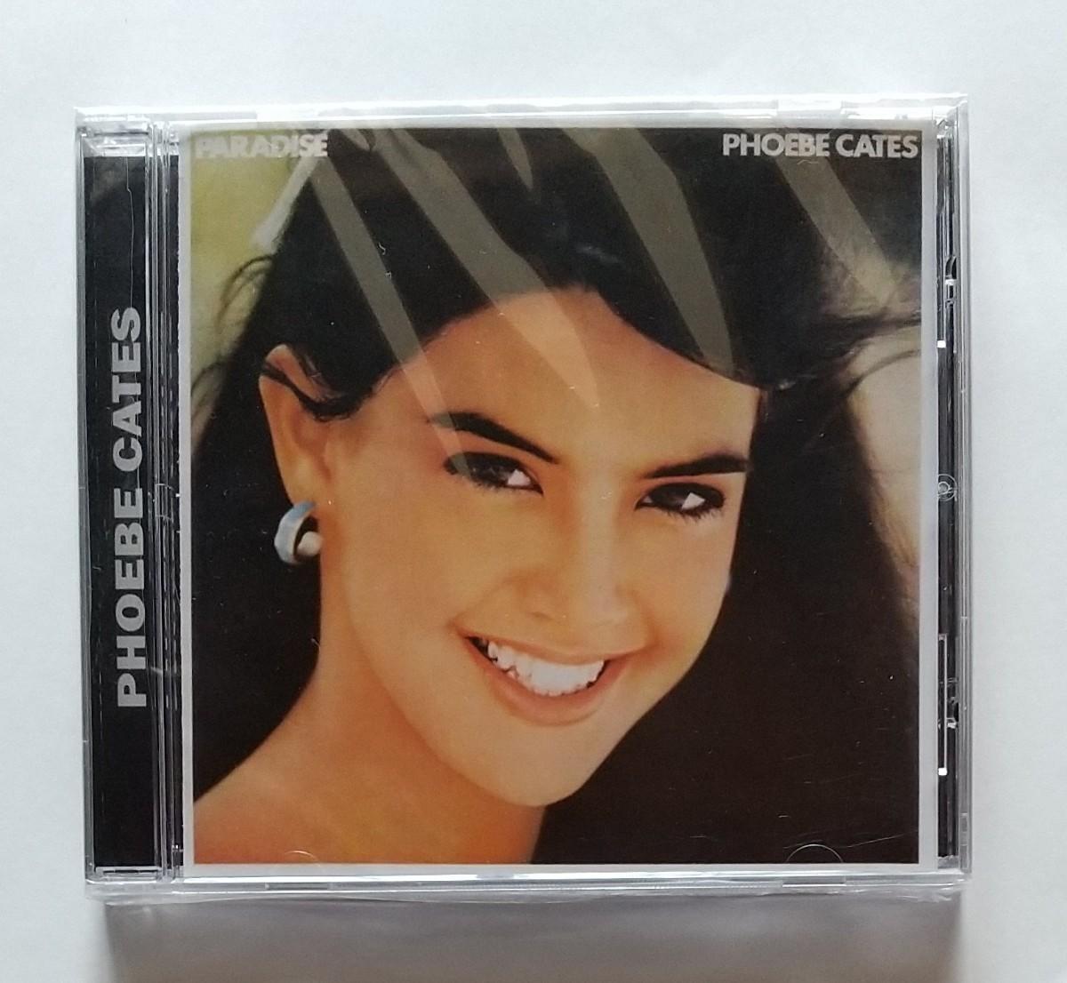 CD 輸入盤リプロ盤 フィービー・ケイツ パラダイス  Phoebe Cates Paradice