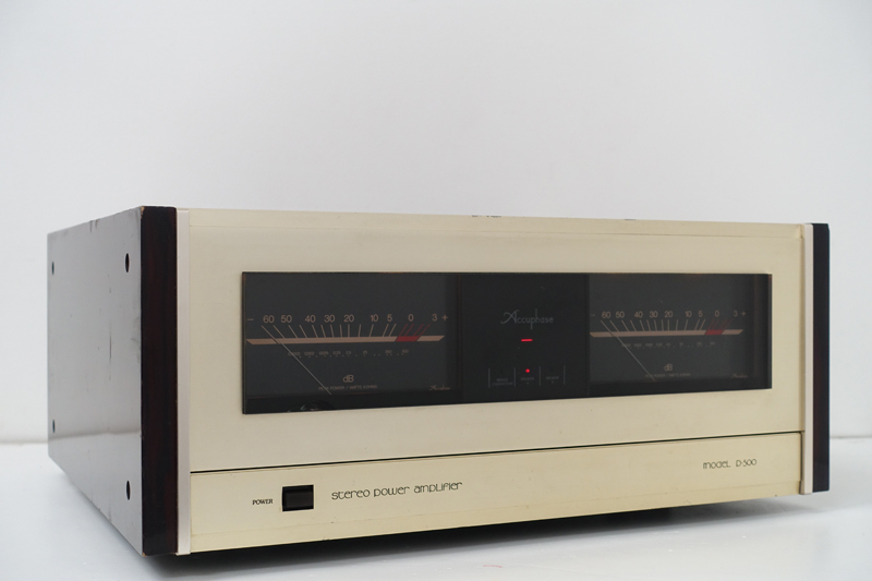 ■□Accuphase P-500 パワーアンプ アキュフェーズ□■005955014□■