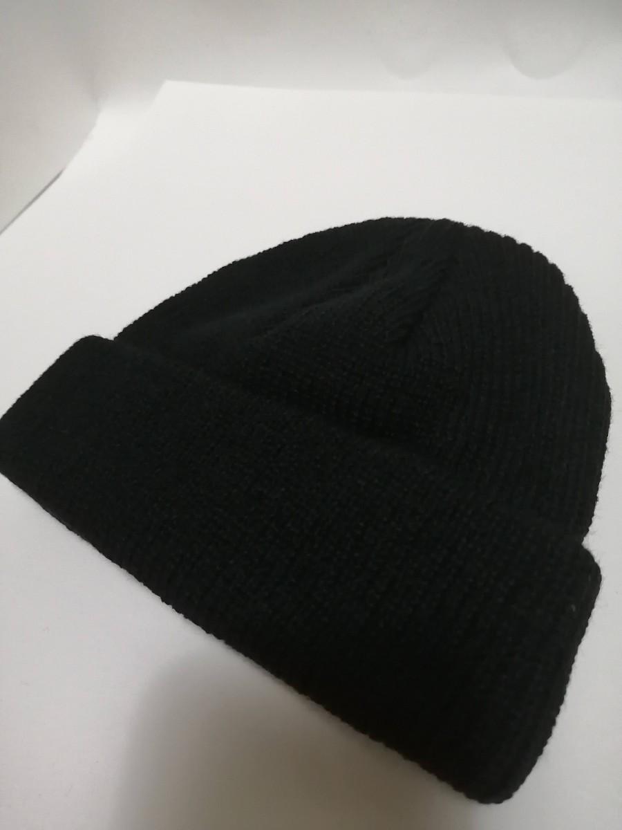 ★ニット帽 ビーニー 男女兼用 フリーサイズ ストリートキャップ