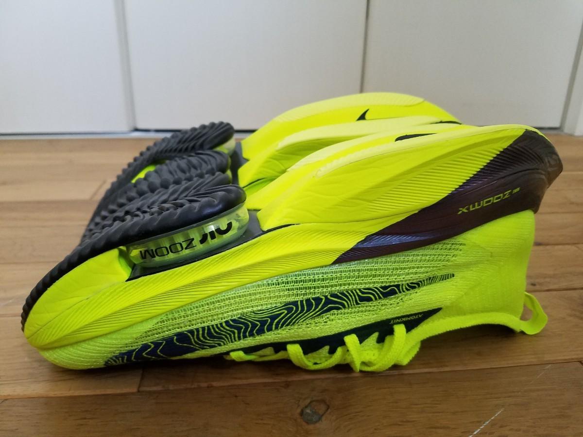 Nike AIR ZOOM ALPHAFLY NEXT% ナイキ エア ズーム アルファフライ ネクスト% 27.0cm 新品