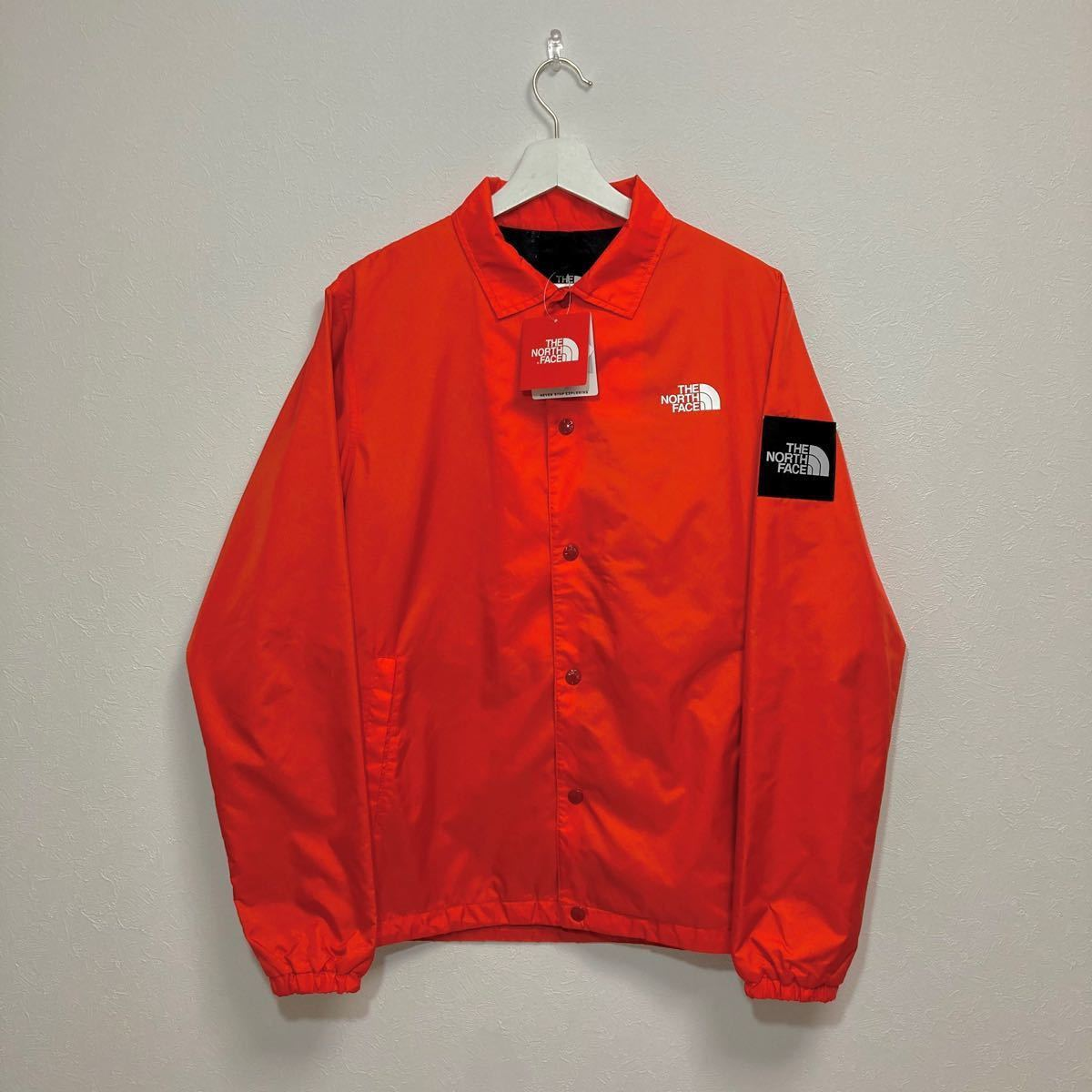 THE NORTH FACE The Coach Jacket 赤Lサイズ