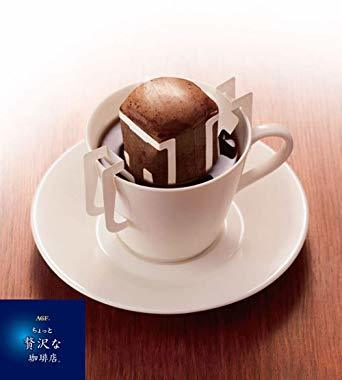 【新品未使用】AGFドリップコーヒーちょっと贅沢な珈琲店レギュラーコーヒー】【】ドリップパックつめあわせ【アソート40袋_画像4