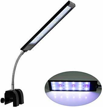 ▽○▼38cm 水槽LEDランプ クリップ式9W アクアリウム 照明ライト 長寿命 省エネ 水草育成 観賞魚/熱帯魚/金魚などの_画像1
