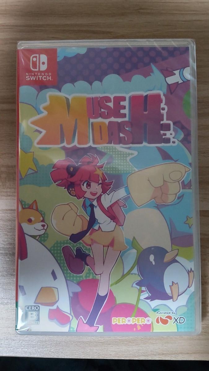 switch ソフト Muse Dash 新品未開封