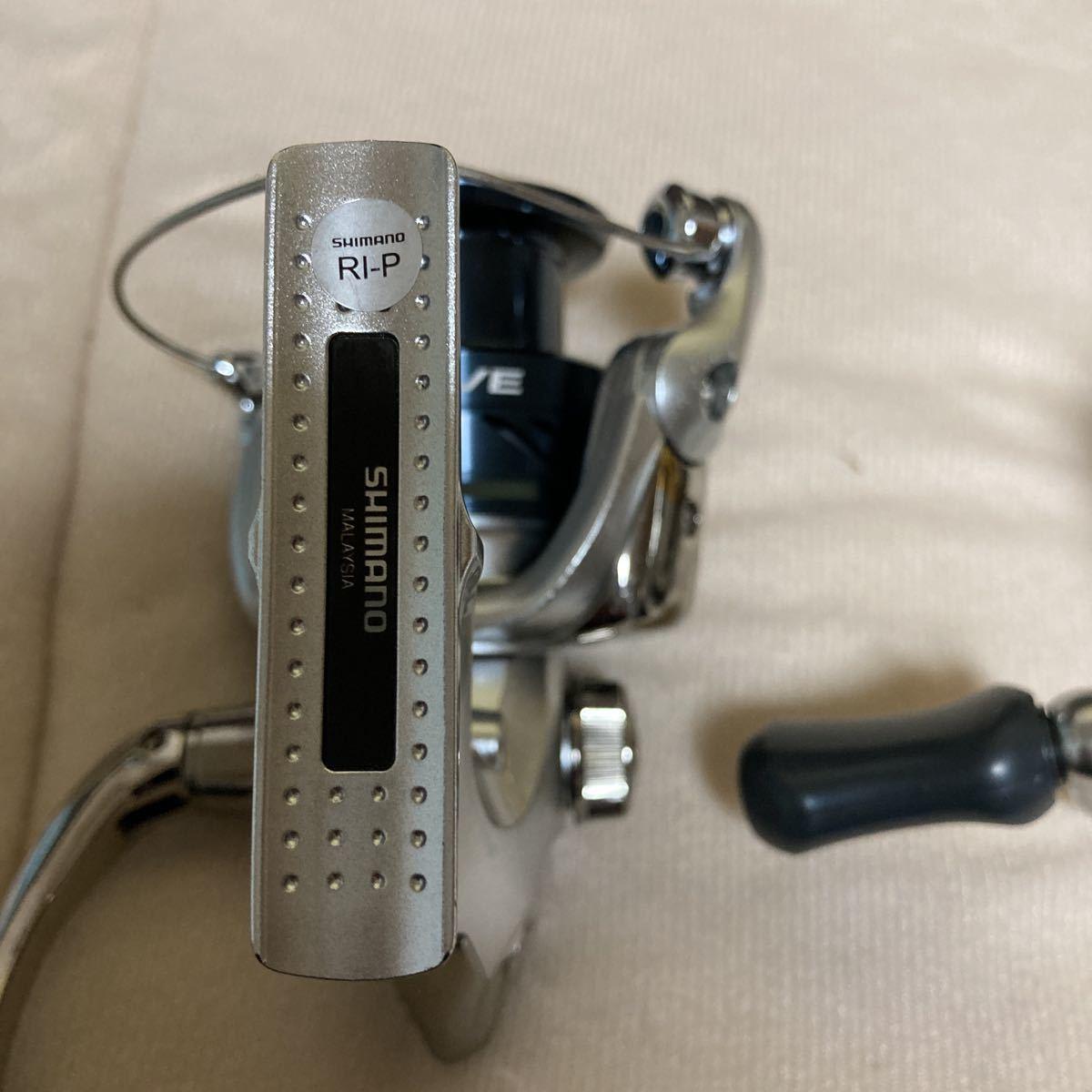 シマノ エアノス XT 2500S シマノ ネクサーブ2500 超美品 2台セット_画像9