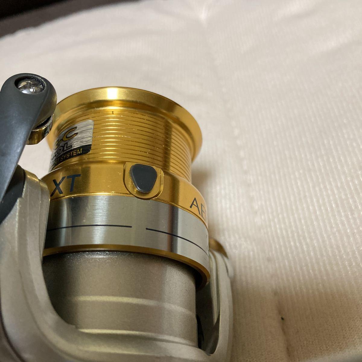 シマノ エアノス XT 2500S シマノ ネクサーブ2500 超美品 2台セット_画像7