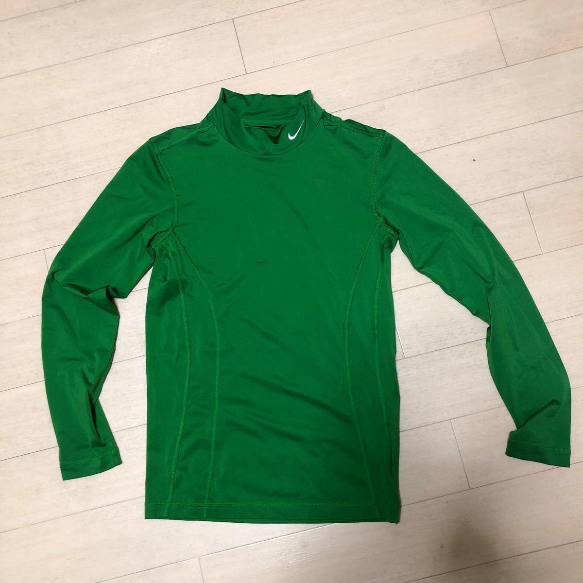 NIKEナイキ インナーシャツ  Mサイズ 着丈60cm脇袖48cm