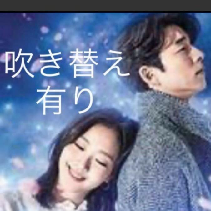 韓国ドラマ トッケビ吹き替えあり DVD特典映像2枚組