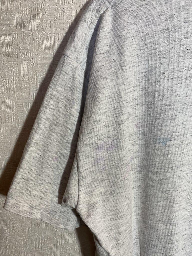 期間限定SALE!! 1990s UCLA カレッジ ビンテージTシャツ M 杢グレー_画像6