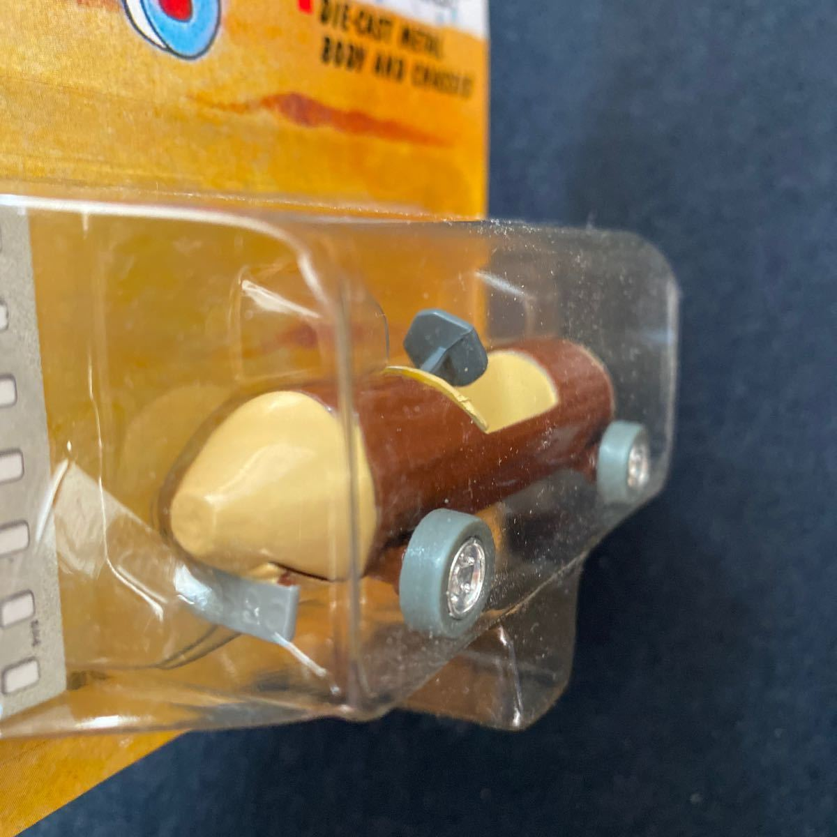 ジョニー ライトニング Johnny Lightning Cartoon Network Flintstones フリントストーンズ ミニカー アニメ カートゥーン アメリカ 漫画_画像3