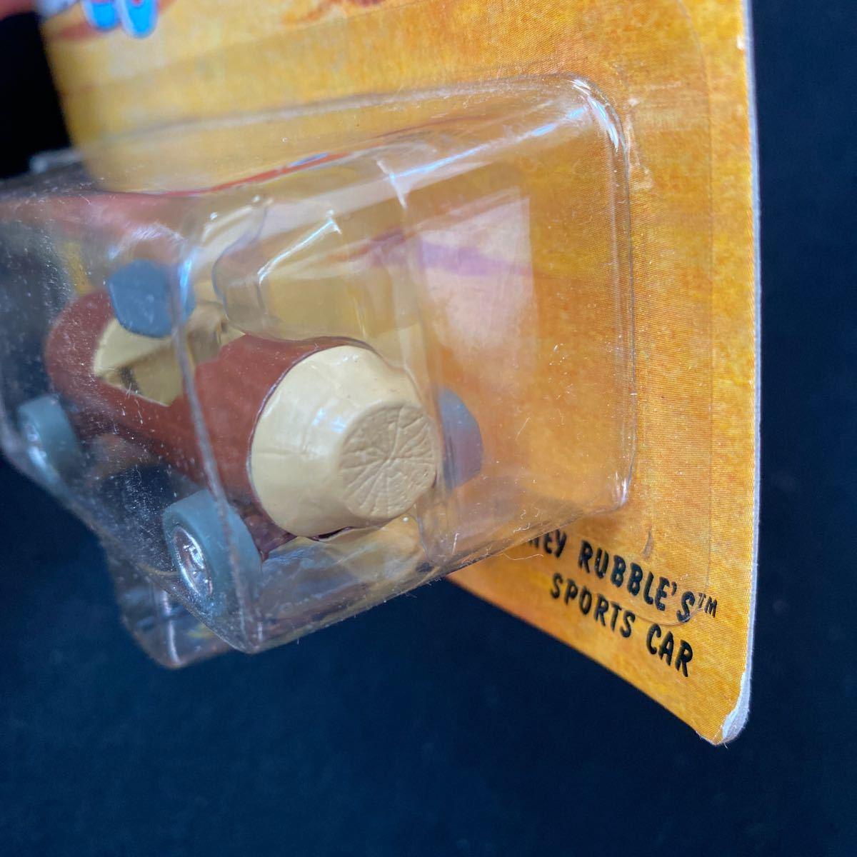ジョニー ライトニング Johnny Lightning Cartoon Network Flintstones フリントストーンズ ミニカー アニメ カートゥーン アメリカ 漫画_画像4