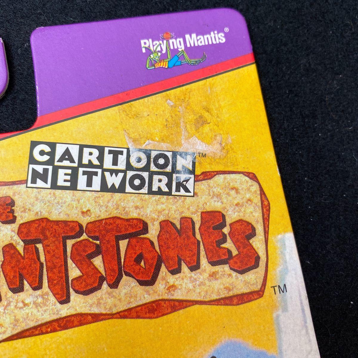 ジョニー ライトニング Johnny Lightning Cartoon Network Flintstones フリントストーンズ ミニカー アニメ カートゥーン アメリカ 漫画_画像6