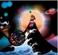 【DX 藤城清治 影絵 2021年 壁掛け カレンダー フィルム付き 】 遠い日の風景から_画像4