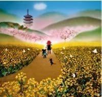 【DX 藤城清治 影絵 2021年 壁掛け カレンダー フィルム付き 】 遠い日の風景から_画像6