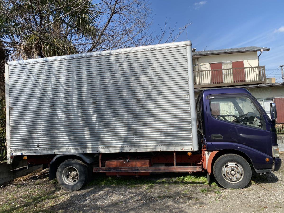 「H16 日野デュトロ 標準ロング 箱車 2トン」の画像3