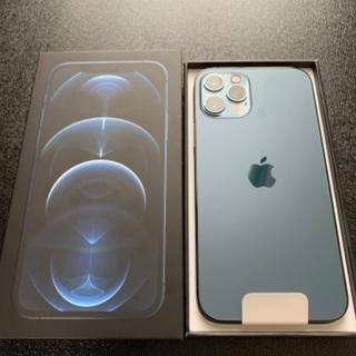 iPhone 12 Pro ブルー 128GB ドコモ購入【注意】SIMフリー MAXではありません