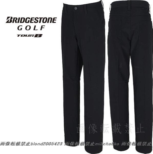 ■新品【BRIDGESTONE GOLF TOUR-B】ブリヂストンゴルフ高通気DRYストレッチパンツ■BK85_画像1