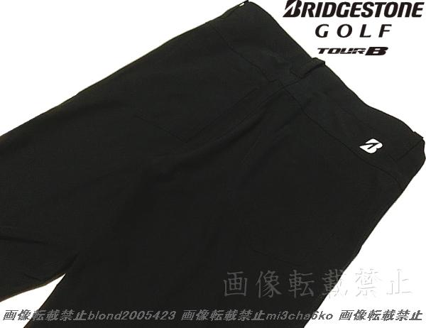 ■新品【BRIDGESTONE GOLF TOUR-B】ブリヂストンゴルフ高通気DRYストレッチパンツ■BK85_画像3