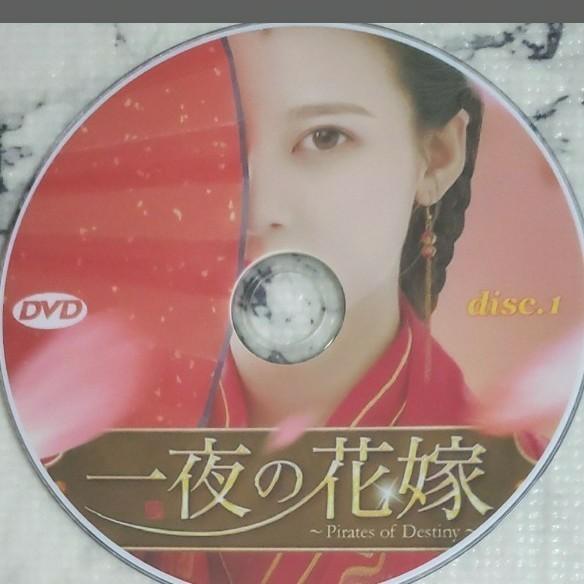 中国ドラマ 一夜の花嫁~pirates of destiny~ 全話 DVD
