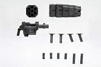 コトブキヤ M.S.G モデリングサポートグッズ ウェポンユニット ロケットランチャー&リボルバーランチャー ノンXケー_画像6