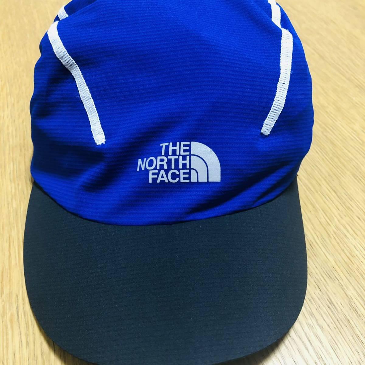 THE NORTH FACEノースフェイス ランニングキャップ 帽子 トレイルランニング ランニング マラソン ジョギング トレラン